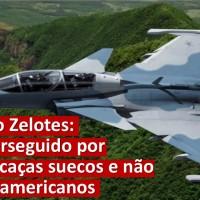 Operação Zelotes: Lula é perseguido por comprar caças suecos e não norte-americanos