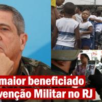 O maior beneficiado da Intervenção Militar no RJ é o PCC