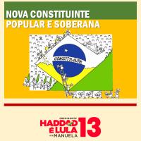 EM DEFESA DA PROPOSTA DE ASSEMBLÉIA CONSTITUINTE