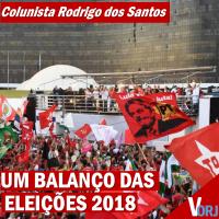 Um Balanço das eleições de 2018 - Coluna