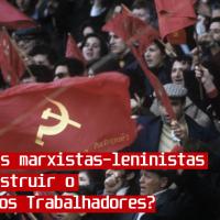 Porque os marxistas-leninistas devem construir o PT?