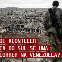 O QUE PODE ACONTECER NA AMÉRICA DO SUL SE UMA GUERRA OCORRER NA VENEZUELA?