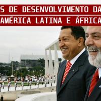 CORREDORES DE DESENVOLVIMENTO DA EURÁSIA, AMÉRICA LATINA E ÁFRICA