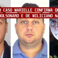 Delegado do caso Marielle confirma relação entre filhos de Bolsonaro e de miliciano