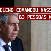 Massacre no Haiti foi comandado pelo General Heleno