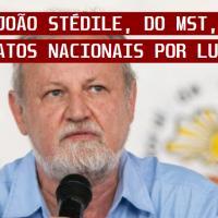 João Stédile, do MST, convoca atos nacionais por Lula Livre