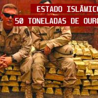 Estado Islâmico entrega 50 toneladas de ouro aos EUA