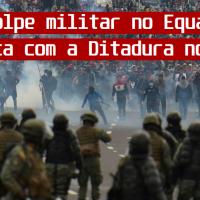 O golpe militar no Equador e sua diferença com a ditadura do Brasil