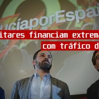 Militares financiam extrema direita na Espanha com o tráfico de cocaína