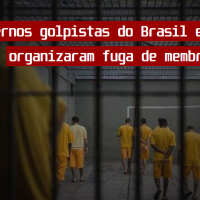 Governos golpistas do Brasil e Paraguai facilitam fuga de membros do PCC