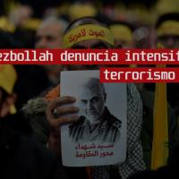 Hezbollah denuncia o terrorismo israelense