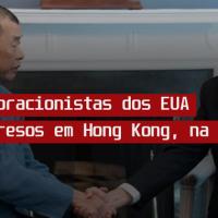 Colaboracionistas dos EUA são presos na China