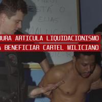DITADURA MILITAR ARTICULA LIQUIDACIONISMO NO COMANDO VERMELHO PARA FAVORECER O CARTEL DAS NARCOMILÍCIAS