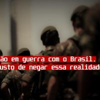 Os EUa estão em guerra contra o Brasil. Qual é o custo de negar essa realidade?