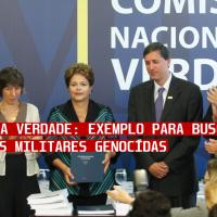 A Comissão Nacional da Verdade: Um exemplo para buscar punição aos militares genocidas