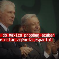 Presidente do México Lopez Obrador propõem que CELAC substitua OEA