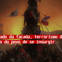 Auto-atentado facada, terrorismo de Estado e o direito do povo de se insurgir